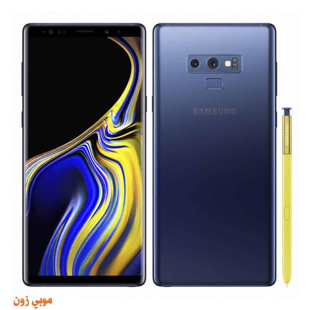 مواصفات سامسونج Samsung Galaxy Note 9 مميزات عيوب سعر