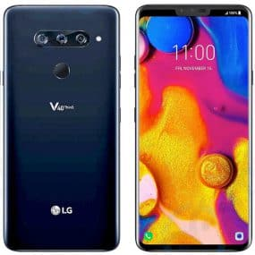 مواصفات ال جي LG V40 ThinQ سعر مميزات عيوب