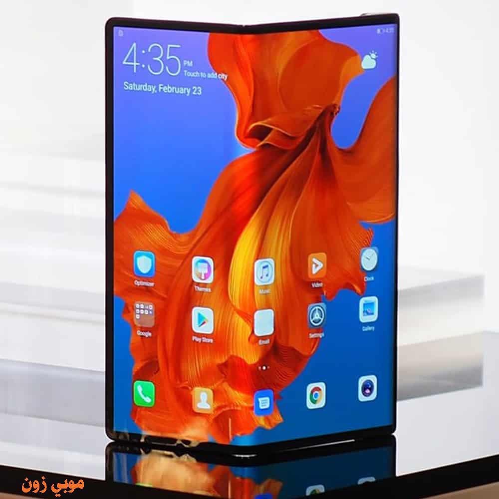 مواصفات هواوي ميت Huawei Mate X سعر عيوب مميزات