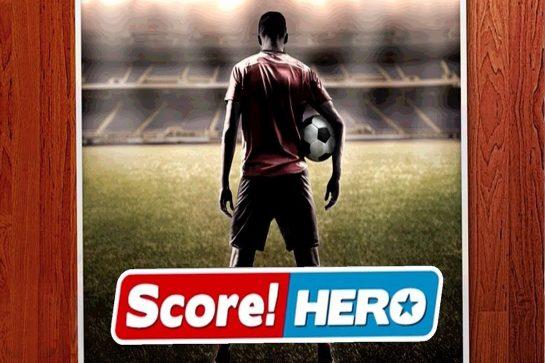 لعبة سكور هيرو مراجعة كاملة Score Hero