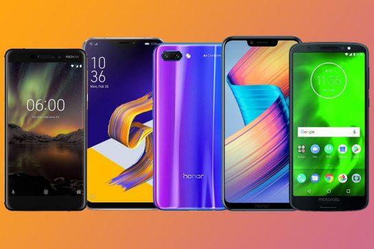 ترشيحات أفضل الهواتف في الفئة السعرية من 3000 إلى 4000 جنيه