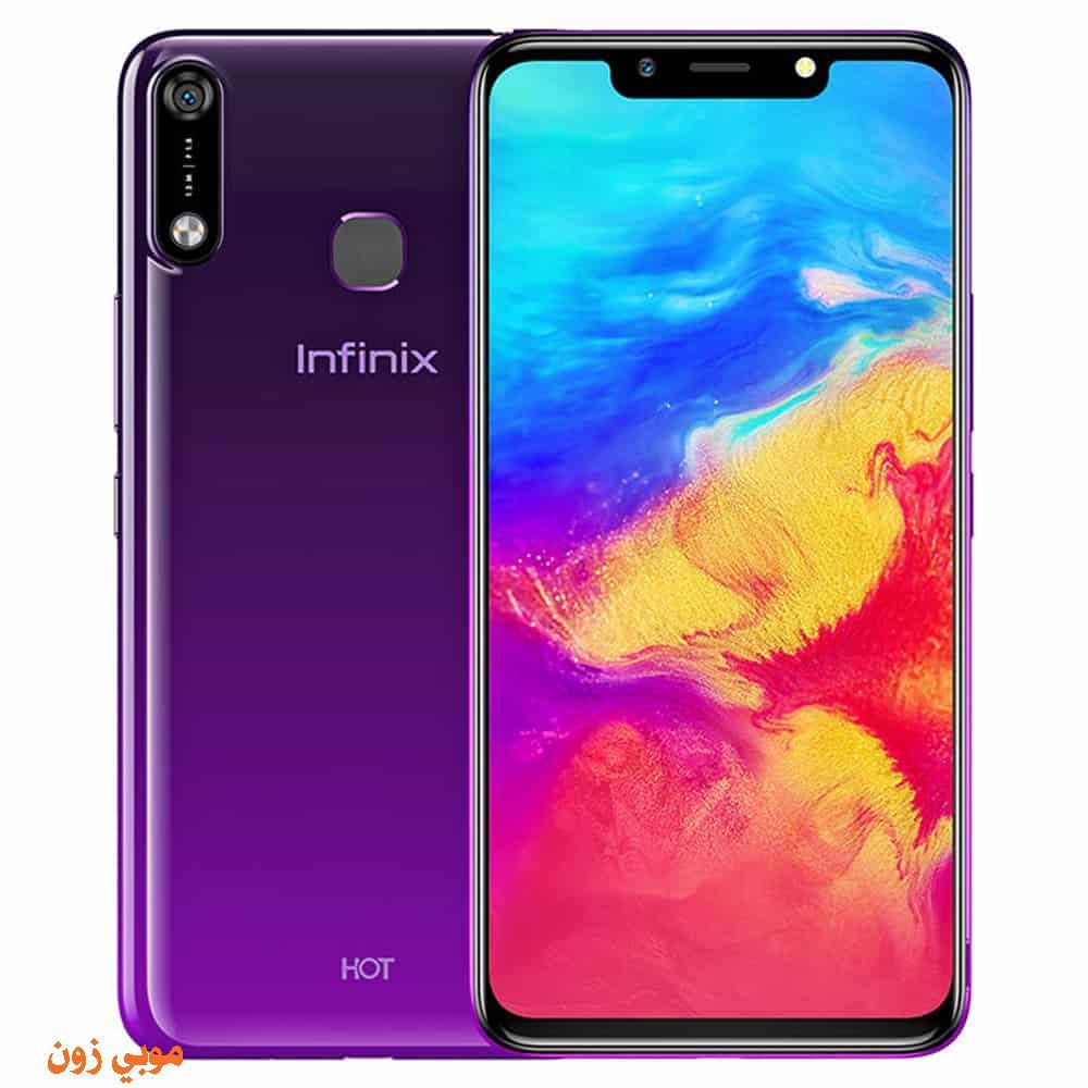 مواصفات انفنکس هوت Infinix Hot 7 سعر عيوب مميزات موبي زون