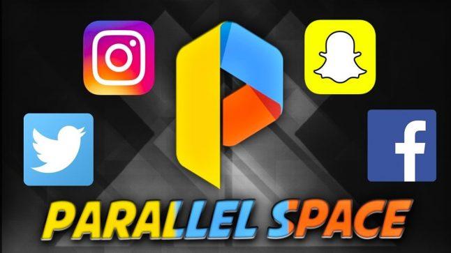 تحميل تطبيق متعدد الحسابات Parallel Space فتح أكثر من حساب