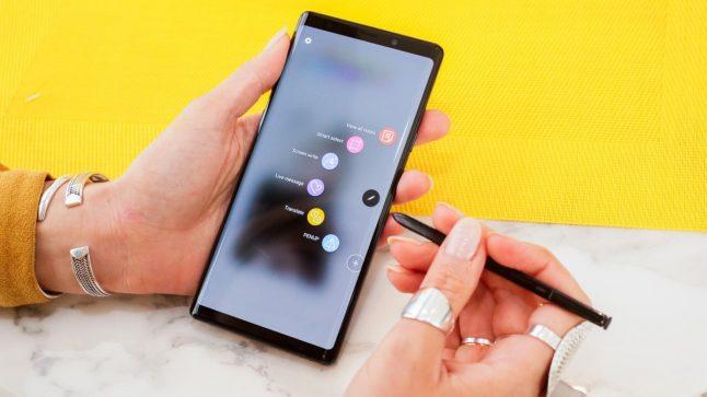 تسريبات هاتف سامسونج Galaxy Note 10 قد يدعم الشحن السريع بسرعة 50 واط