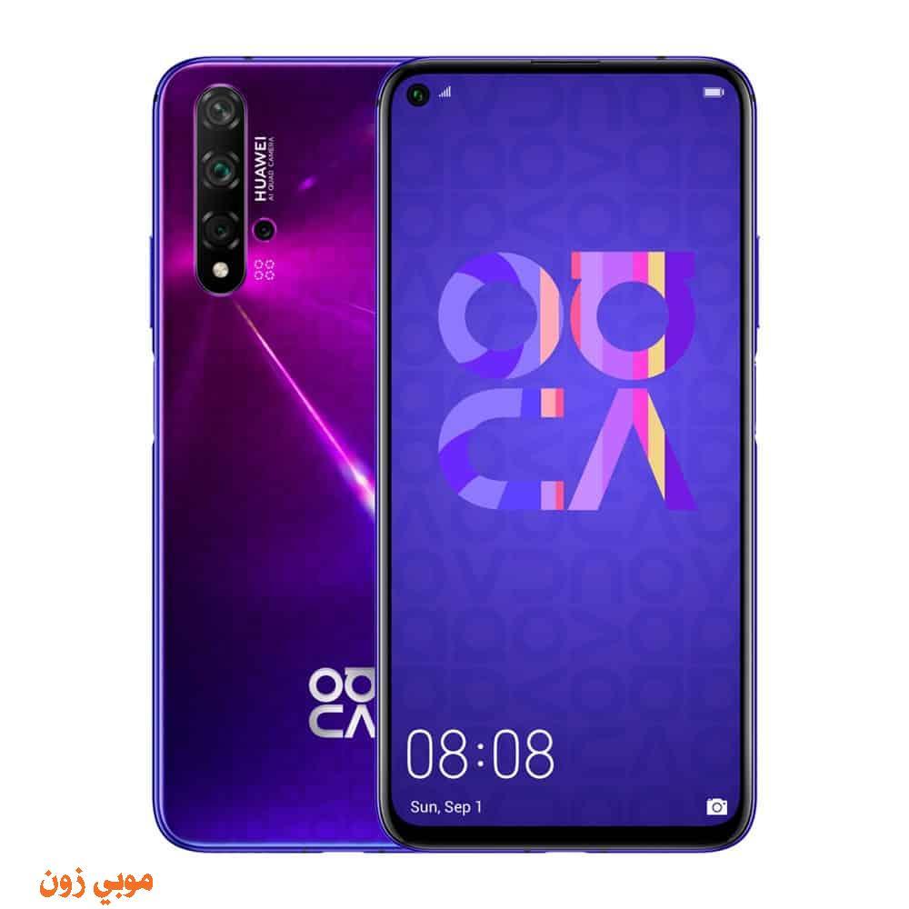مواصفات هواوي نوفا Huawei nova 5T سعر عيوب مميزات