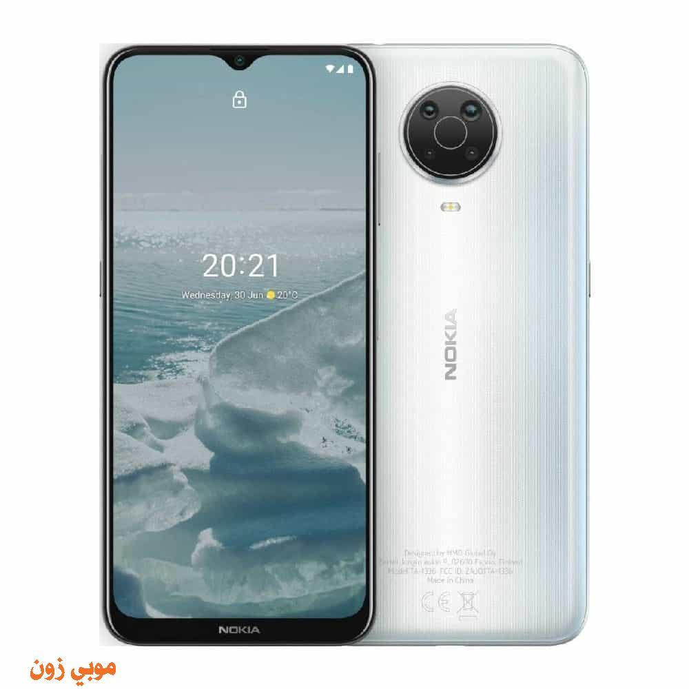 سعر ومواصفات نوكيا جي Nokia G20 عيوب ومميزات