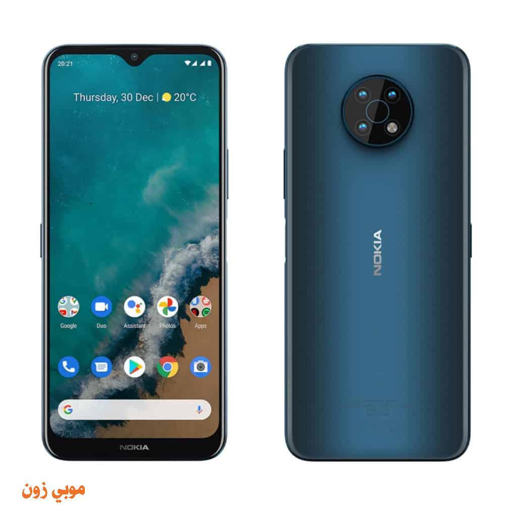 سعر ومواصفات نوكيا جي Nokia G50 عيوب ومميزات