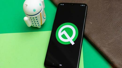 هواوي تقوم بتحديث ثمانية هواتف للإصدار التجريبي من Android Q