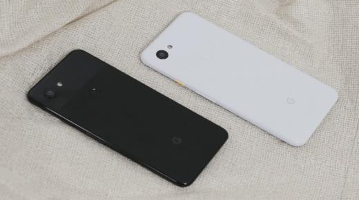 الإعلان رسميا عن هاتف جوجل Google Pixel 3a و 3a XL بسعر مبالغ