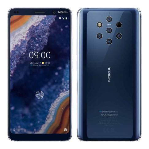 مواصفات نوكيا بيور فيو Nokia 9 PureView سعر عيوب مميزات