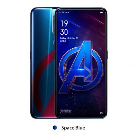 موبايل OPPO F11 Pro Marvel's Avengers سعر ومواصفات اوبو مارفل افنجر