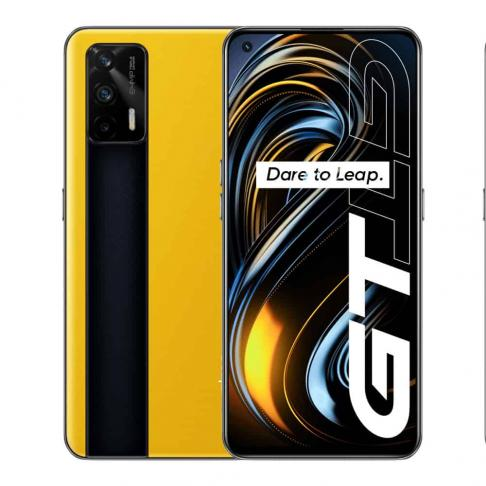 سعر ومواصفات ريلمي Realme GT 5G عيوب مميزات جي تي